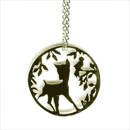 The Fall necklace