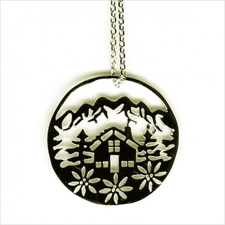 The Winter necklace