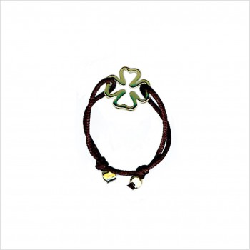 Hollow clover ring