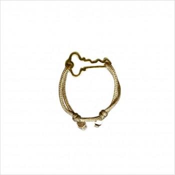 hollow keys ring