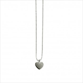 Mini heart on chain