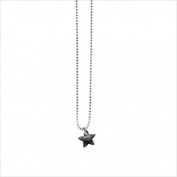 Mini star on chain