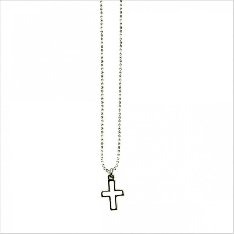 Mini cross on chain