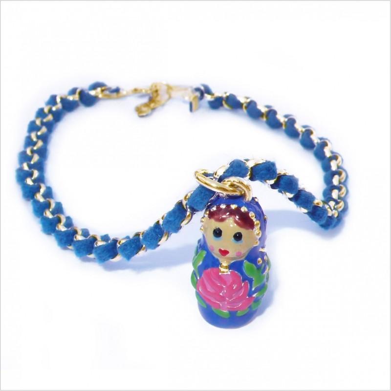 Matriochka bracelet
