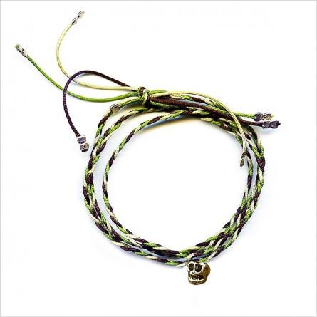 Brazilian Mini Skull bracelet