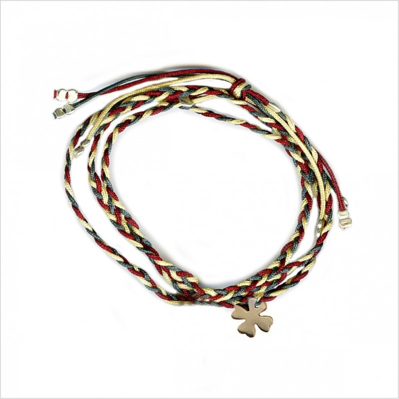 Brazilian Mini Clover Bracelet