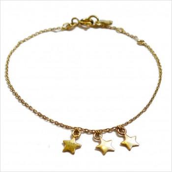 Mini flat stars ( 3 stars )