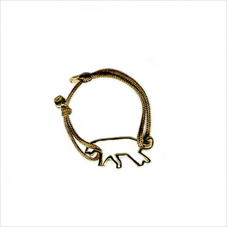 The outlined panther ring