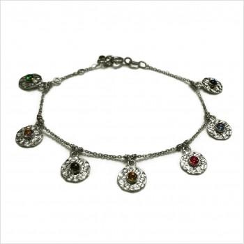 Multi Delhi bracelet