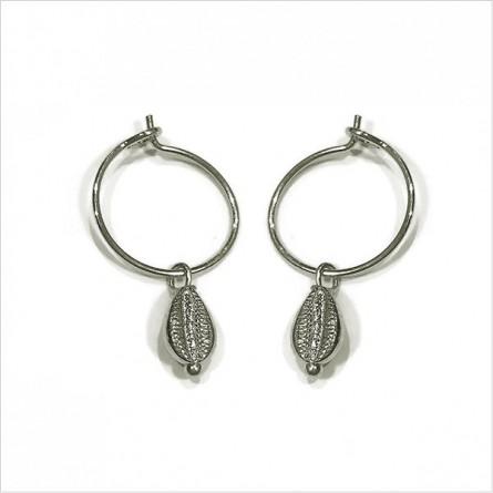 Mini-Shell earrings