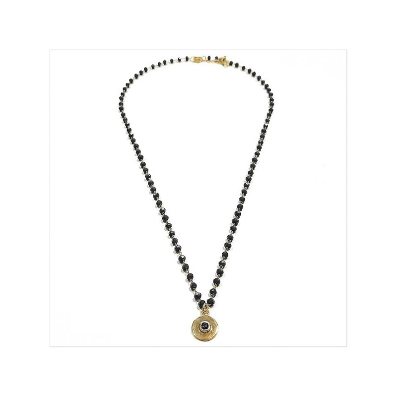 Chapelet necklace