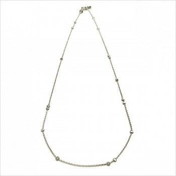 Austral necklace on chain