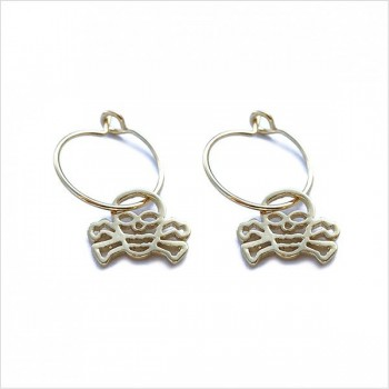 Skull Evidée earrings
