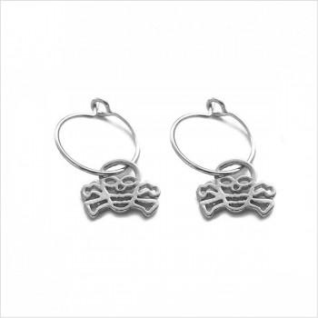 Skull Evidée earrings