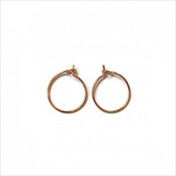 12 mm Hoop earring