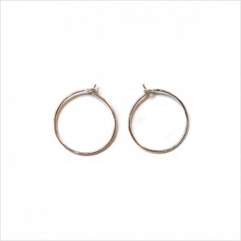 15 mm Hoop earring