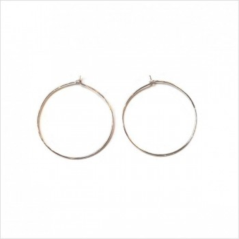 30 mm Hoop earring